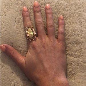 Kendra Scott sunburst ring